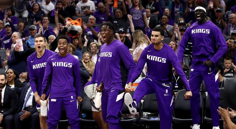 Sacramento loses to Boston