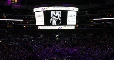 A Celebration of Life: Kobe & Gianna Bryant