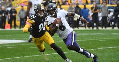 'Multiple' Ravens test positive for COVID days before Steelers game