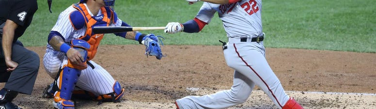 Nats Phenom's Moon Shot Is His Second Top-5 Homer This Week