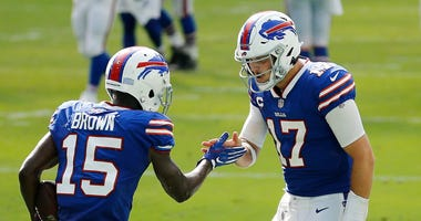 New Jersey bettor places $25,000 wager on Josh Allen to win MVP