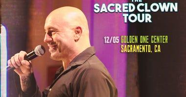 Joe Rogan-Sacred Clown Tour