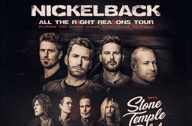 Nickelback at Toyota Amphitheatre