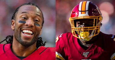 Larry Fitzgerald: Terry McLaurin is 'putting the league on notice'