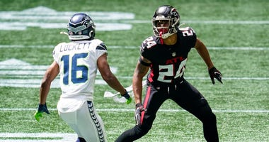 Falcons rookie is first NFL player on COVID list since season kicked off