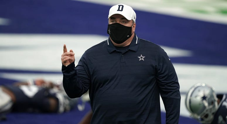 Mike McCarthy smashed watermelons with a sledgehammer to fire up Cowboys for Vikings game