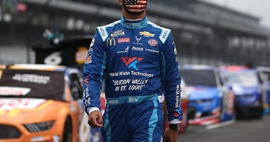 NASCAR helmet artist: 'F–k Bubba Wallace and F–k the BLM Movement'