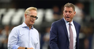 Joe Buck sets record straight with Troy Aikman flyover comments: '100 percent sarcastic'