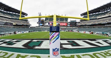 Philly Officials Say No Fans at Eagles Games This Season
