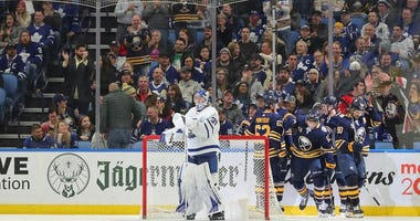 Sabres show the intensity in their 5-2 win over Toronto