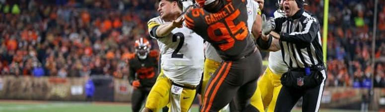 Baker Mayfield: Myles Garrett Hit Was 'Inexcusable'