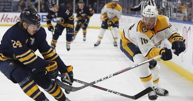 The Sabres send three to Rochester