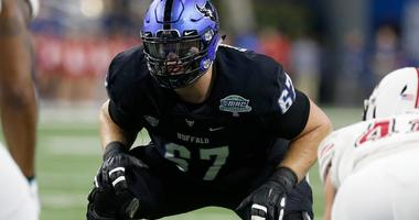 Bulls LT Evin Ksiezarczyk set to play in the East-West Shrine Game