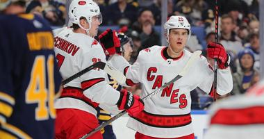 Hurricanes drop the Sabres, 5-4 in overtime