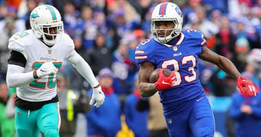 Report: Bills to release Chris Ivory