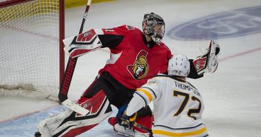 Sabres blanked in Ottawa 4-0