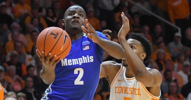 Alo and Memphis vs UT