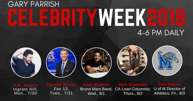 2018 92.9 FM ESPN GP Celebrity Week