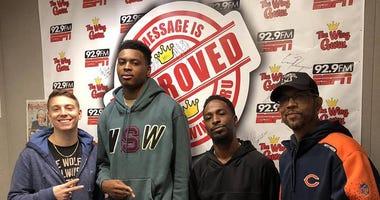 DJ Jeffries with Jason & John Show WMFS 929 FM ESPN