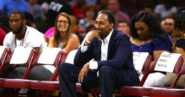 ESPN's Stephen A. Smith Concerned NBA Players Will Be Sexually Frustrated in Orlando Bubble