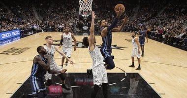 Grizz Spurs