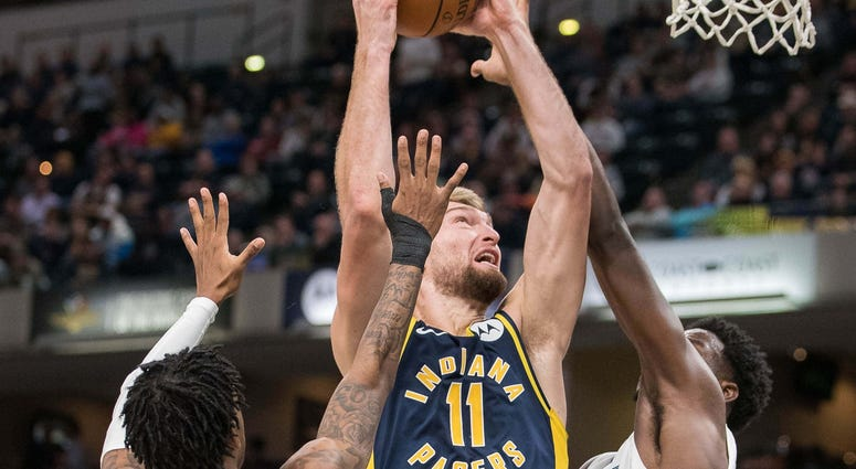 Grizz vs. Pacers