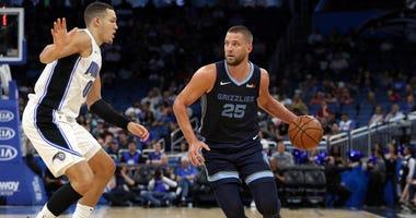 Memphis Grizzlies vs. Orlando Magic 10/10/18