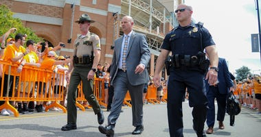 Pruitt Tennessee vs. Florida