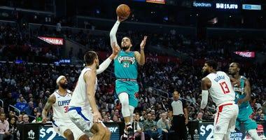 Grizzlies Clippers Tyus Jones