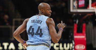 Tolliver // Grizzlies vs. Hawks 3 2 2020