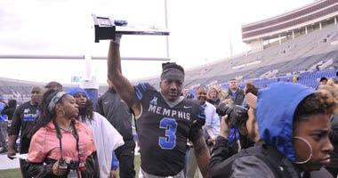 Anthony Miller, University of Memphis