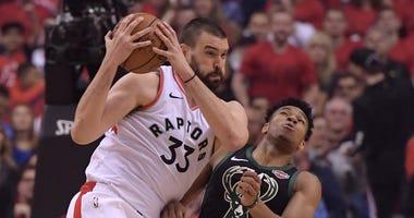 Gasol to NBA Finals