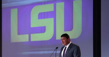 Ed Orgeron on 929 Wed at 7:30am