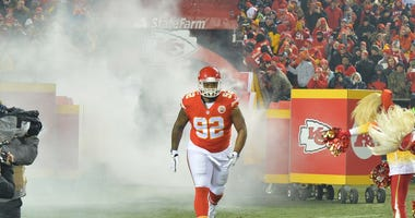Dontari Poe on the Jason & John Show today at 1:25pm