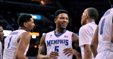 Markel Crawford will transfer from the University of Memphis