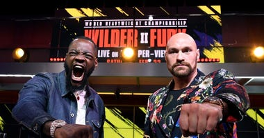 Wilder-Fury Rematch Will Be 'Absolute Fire:' MMA Analyst