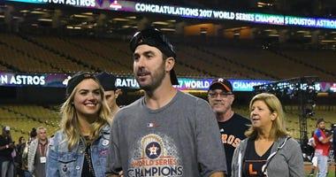Houston World Series Win
