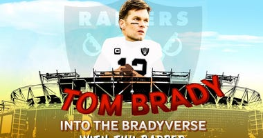 Tom Brady, Las Vegas Raiders QB? 'Into the Bradyverse' With Tiki Barber Explores Such a World