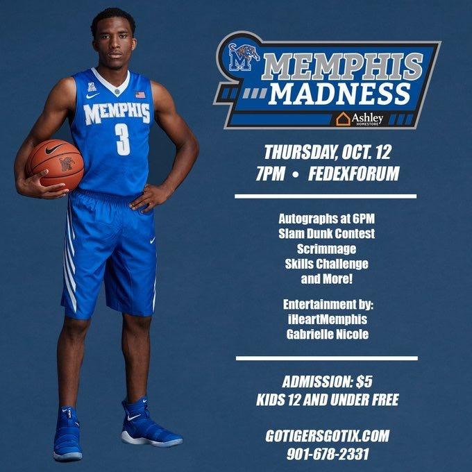 2017 Memphis Madness