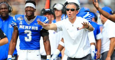 Mike Norvell will not coach Memphis in the Cotton Bowl