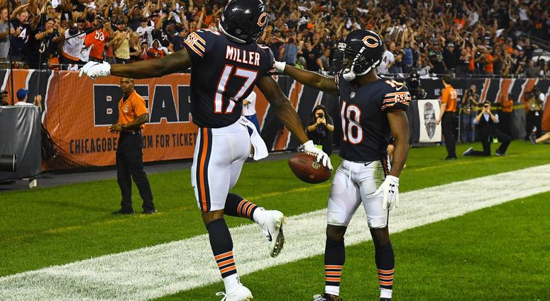 Anthony Miller Reps Memphis With The Chicago Bears Espn