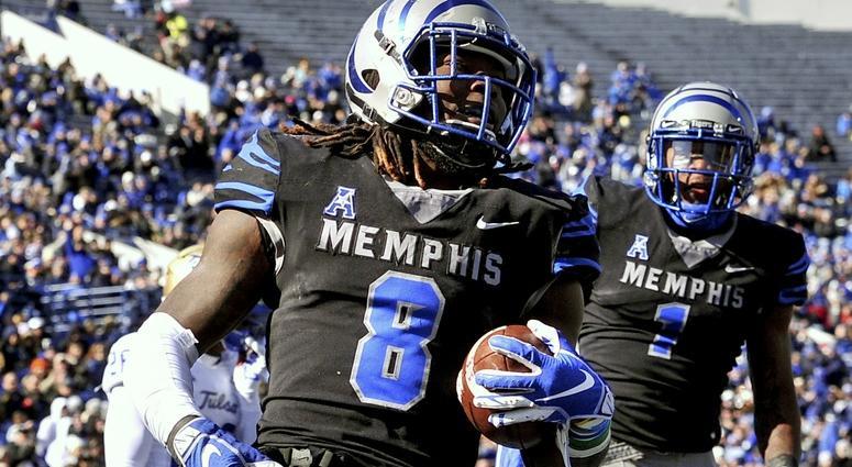 Memphis Running Back Darrell Henderson Will Enter The Nfl