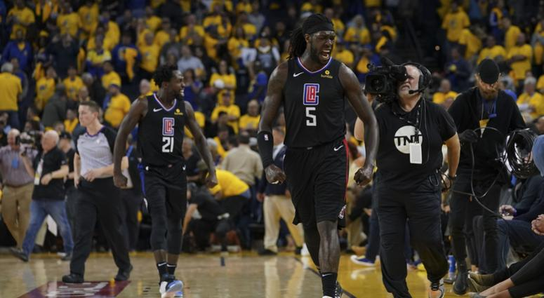 Clippers Warriors