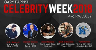 2018 92.9 FM ESPN GP Celebrity Week