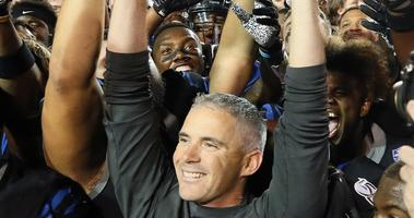 Mike Norvell Memphis