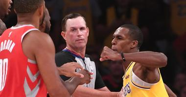 Rondo/Lakers Paul/Rockets