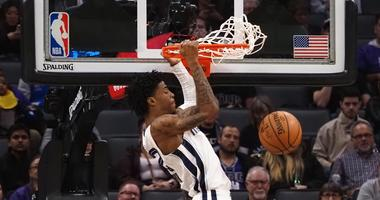 Ja Morant Kings Game Jan 2 2020