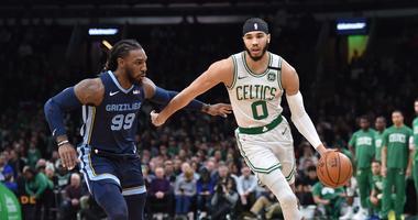 Grizz vs. Celtics 1 22 2020