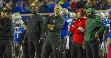 Mike Norvell SMU Memphis