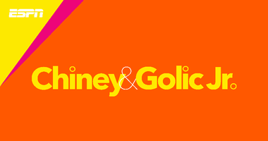 Chiney and Golic Jr